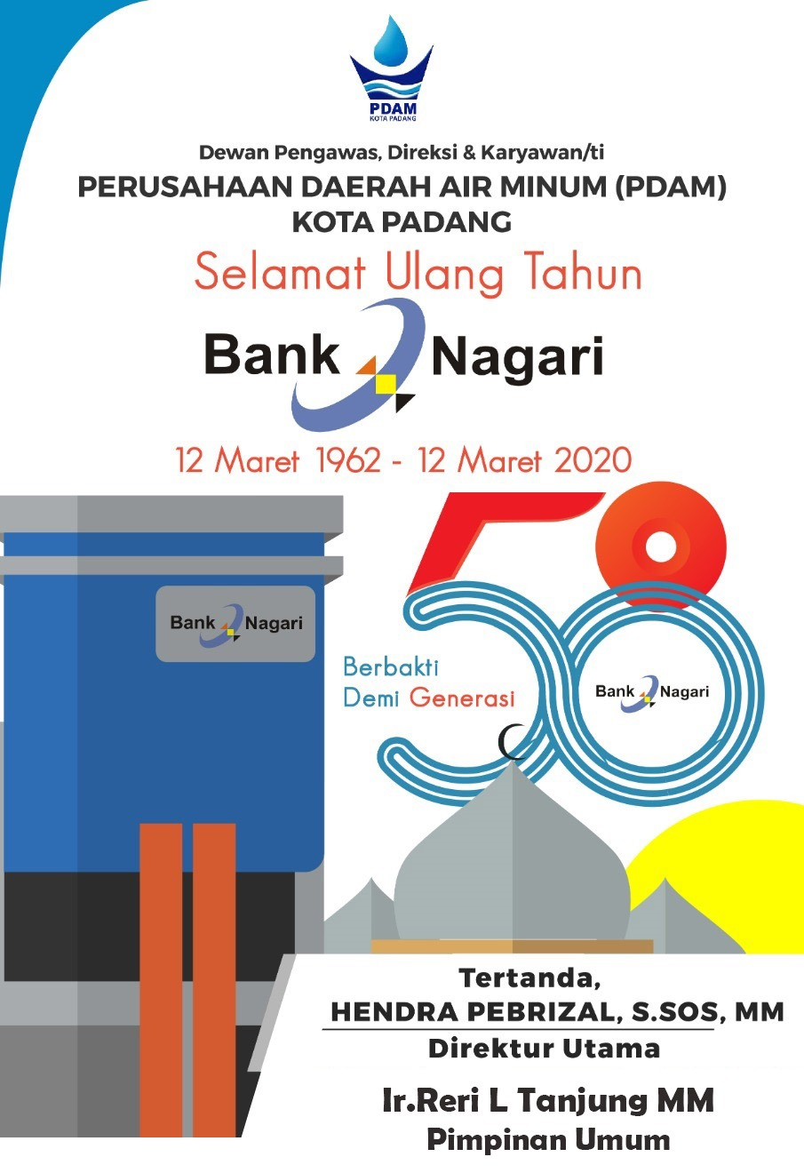 Hut Bank Nagari